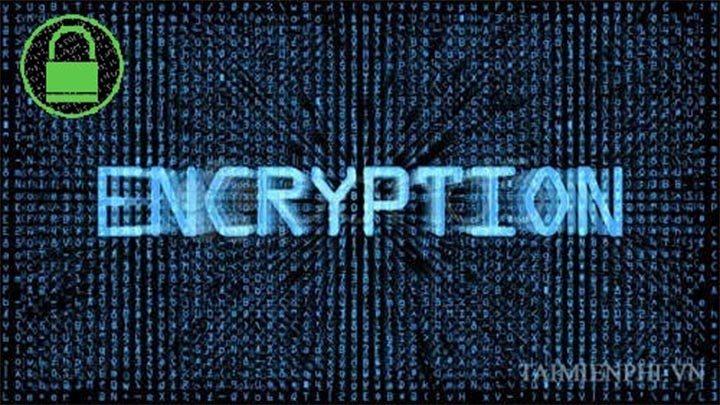 mã hóa dữ liệu - encryption