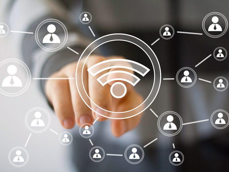 Giải pháp wifi doanh nghiệp