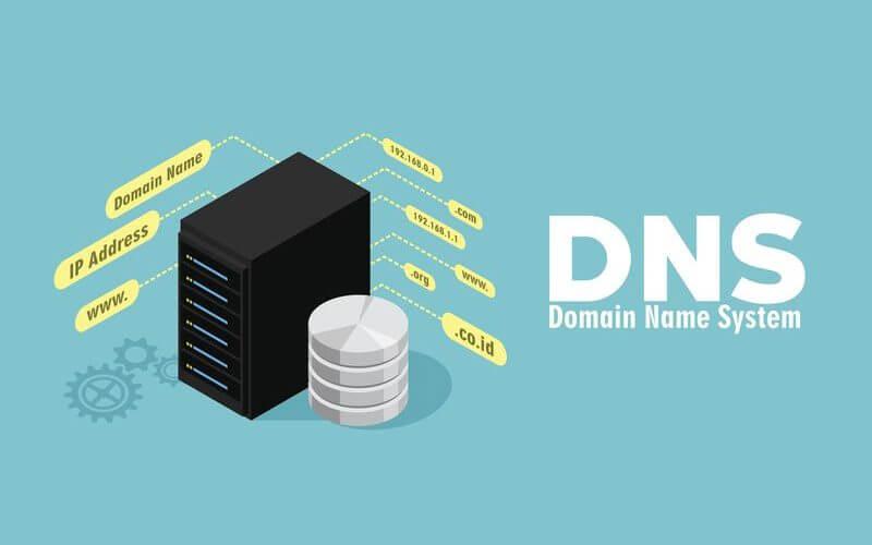 Cấu trúc của Domain Name System