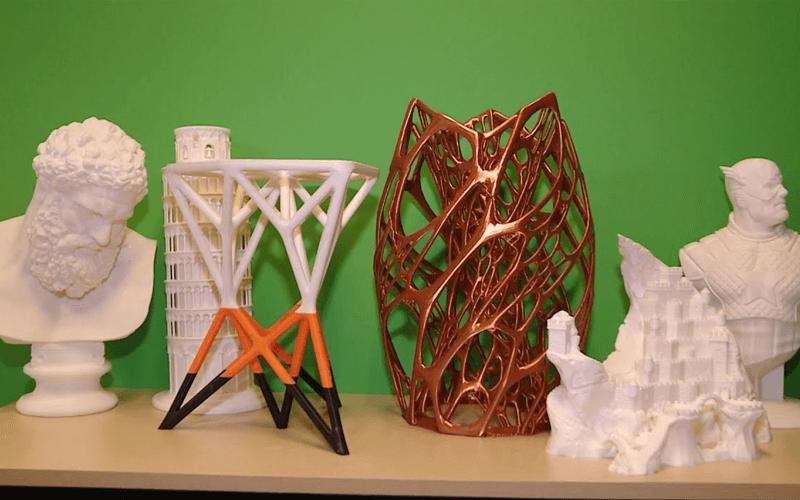 Kỹ thuật in 3D