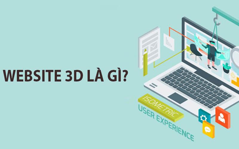 Website 3D